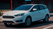 Ford Focus SW3 Phase 2 for GTA 5 miniature 1