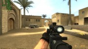 Hybrid M4A1 v2.0 для Counter-Strike Source миниатюра 2