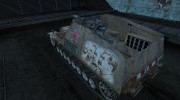 Шкурка для Hummel for World Of Tanks miniature 3