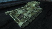 Шкурка для AMX 13 75 №7 for World Of Tanks miniature 1