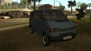 VolksWagen T4 Transporter for GTA San Andreas miniature 1