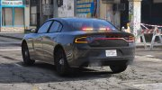 2018 Dodge Charger - Los Santos Police Department for GTA 5 miniature 3