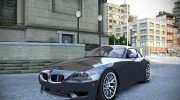 BMW Z4-M Coupe for GTA 4 miniature 1