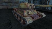 Шкурка для T-34-85 for World Of Tanks miniature 5