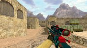 AWP Volcano for Counter Strike 1.6 miniature 2