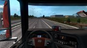 Hyundai Xcient for Euro Truck Simulator 2 miniature 3