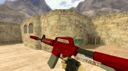 М4А1 Хот-род for Counter Strike 1.6 miniature 1