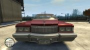 1975 Cadillac Coupe DeVille for GTA 4 miniature 2