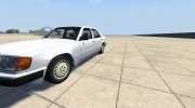 Mercedes-Benz W124 beta for BeamNG.Drive miniature 6