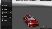 BMW M5 Touring for Euro Truck Simulator 2 miniature 16