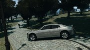 Dodge Charger RT Hemi 2008 для GTA 4 миниатюра 2