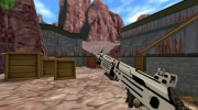 Galil Black and White for Counter Strike 1.6 miniature 3