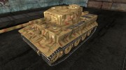 "Шкурка для Tiger ""Танк Михаэля Виттмана. Нормандия, 1944 год"" for World Of Tanks miniature 1"