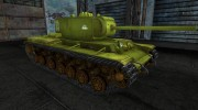 Шкурка для КВ-3 85th Guards Heavy Tanks,1944 для World Of Tanks миниатюра 5