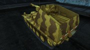 Wespe Gesar 3 for World Of Tanks miniature 3