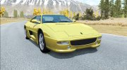Ferrari F355 Berlinetta 1994 for BeamNG.Drive miniature 1