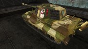 Шкурка anime для E-75 for World Of Tanks miniature 3