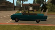 Savanna Daytona for GTA San Andreas miniature 3