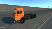 КамАЗ-65115 for BeamNG.Drive miniature 5