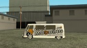 GameModding.Net Painting work for the Camper van by Vexillum for GTA San Andreas miniature 8