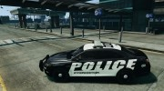 Ford Taurus Police Interceptor 2011 для GTA 4 миниатюра 2