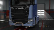 Scania S - R New Tuning Accessories (SCS) for Euro Truck Simulator 2 miniature 20