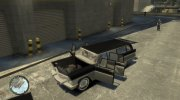 ГАЗ-РАФ 13С Чайка for GTA 4 miniature 11