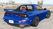 Mazda RX-7 Type R (FD3S) 2001 for BeamNG.Drive miniature 3