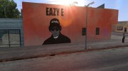 Eazy-E graffiti for GTA San Andreas miniature 1
