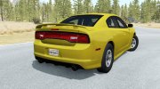Dodge Charger SRT8 (LD) 2012 for BeamNG.Drive miniature 2