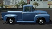Ford F100 1956 for Street Legal Racing Redline miniature 4