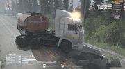 КамАЗ 54115 for Spintires 2014 miniature 2