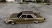 Lincoln Continental 1966 for GTA San Andreas miniature 2