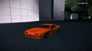 Elegy Supra PJ for GTA San Andreas miniature 1