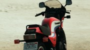 Kawasaki GPZ1100 v1.11 for GTA 5 miniature 7