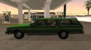 Chevrolet Impala 1984 Station Wagon for GTA San Andreas miniature 5