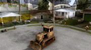 Bulldozer T 130 for GTA San Andreas miniature 1