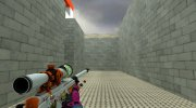 AWP Azimov for Counter-Strike Source miniature 3