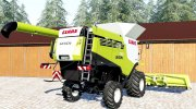 Claas Lexion 780 for Farming Simulator 2017 miniature 2