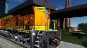 GE ES44DC - Reverse Cab for GTA San Andreas miniature 3