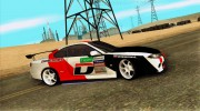 Nissan Silvia S15 Team Dragtimes for GTA San Andreas miniature 7
