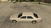 Mercedes-Benz 300E for GTA San Andreas miniature 2