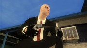 Agent 47 from Hitman Absolution for GTA San Andreas miniature 2