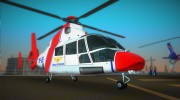 Eurocopter AS-365N Dauphin 2 for GTA Vice City miniature 2