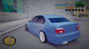BMW M5 TUNED for GTA 3 miniature 3