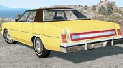 Ford LTD Brougham Sedan (NA) 1975 for BeamNG.Drive miniature 2