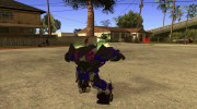 Optimus Prime Skin from Transformers for GTA San Andreas miniature 6