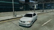 TOYOTA MARK II GRANDE HD для GTA 4 миниатюра 1