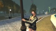Karen (Emo Punk) for GTA 4 miniature 7