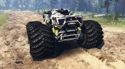 Lykan HyperSport monster truck for Spintires 2014 miniature 3